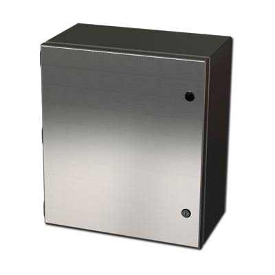 Saginaw SCE-1614ELJSS6 316 SS Enclosure
