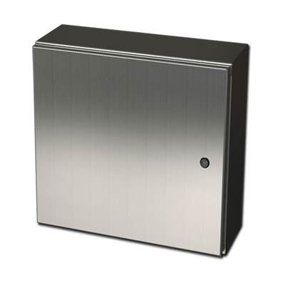 Saginaw SCE-16EL1208SS6LP 316 SS Enclosure