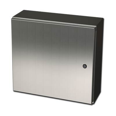 Saginaw SCE-16EL1608SS6LP 316 SS Enclosure
