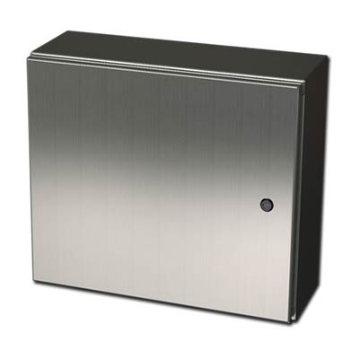 Saginaw SCE-16EL2008SS6LP 316 SS Enclosure