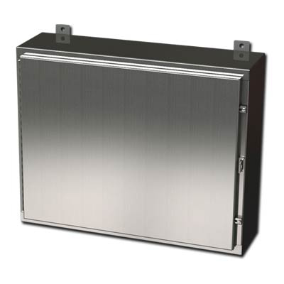 304 Stainless Steel Electrical Wall Mount Enclosure