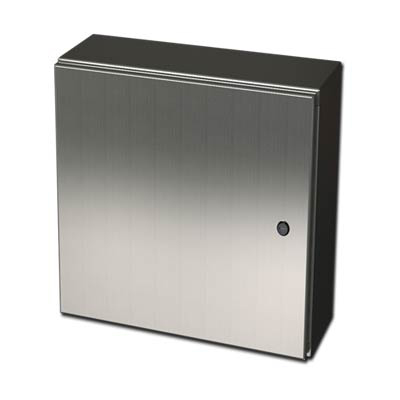 Saginaw SCE-20EL1610SS6LP 316 SS Enclosure