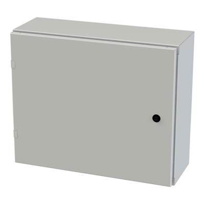 Saginaw SCE-20EL2408LPLG Metal Enclosure