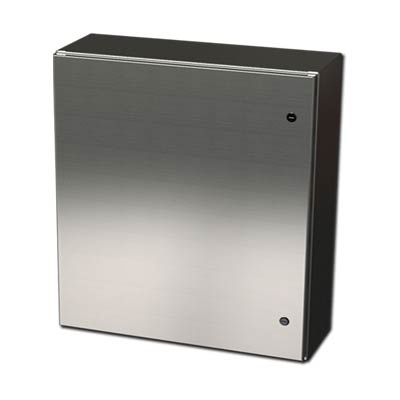 Saginaw SCE-24EL2412SS6LP 316 SS Enclosure