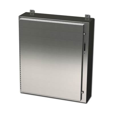 Saginaw SCE-24HS2108SS6LP 316 SS Enclosure