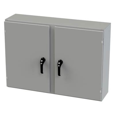 Saginaw SCE-30EL4210WFLP Metal Enclosure