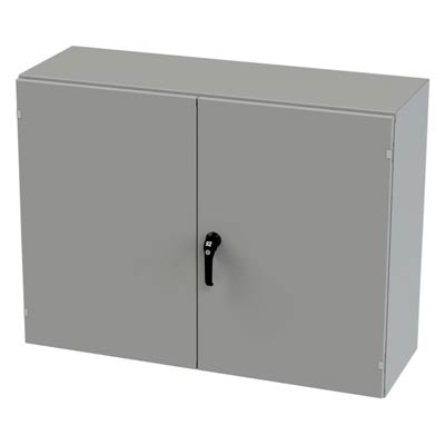 Saginaw SCE-364816WFLP Metal Enclosure