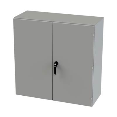 Saginaw SCE-424216WFLP Metal Enclosure