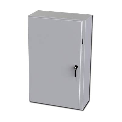 Saginaw SCE-42XEL3112LPLG Metal Disconnect Enclosure