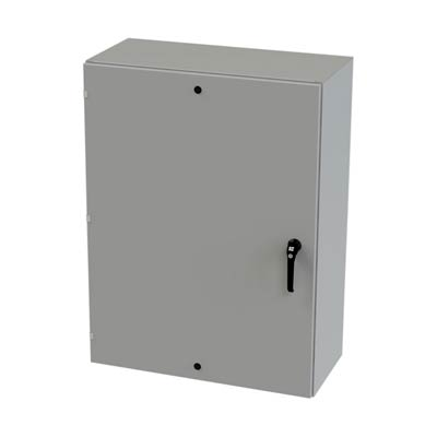 Saginaw SCE-48EL3616LPPL Metal Enclosure
