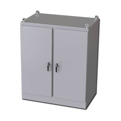 Metal Freestanding Enlcosure
