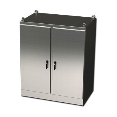 316 Stainless Steel Freestanding Enclosure