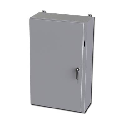 Saginaw SCE-60SA3812LPPL Metal Disconnect Enclosure