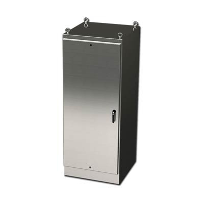 304 Stainless Steel Freestanding Enclosure