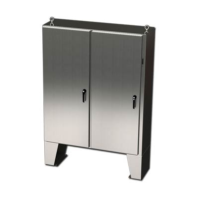 316 Stainless Steel Floor Mount Enclosure