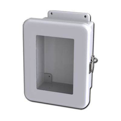 Saginaw SCE-806FW Fiberglass Enclosure
