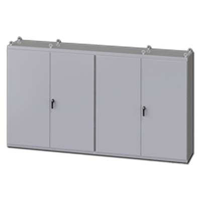 Saginaw SCE-86M4E20 Metal Enclosure