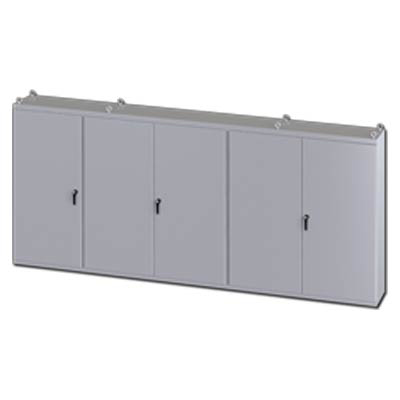 Saginaw SCE-86M5E20 Metal Enclosure