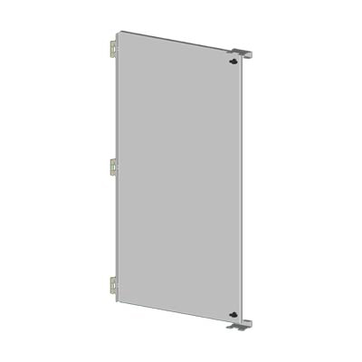 "Saginaw SCE-DF7260 Steel Swing Panel Kit for 72x60"" Enclosures"